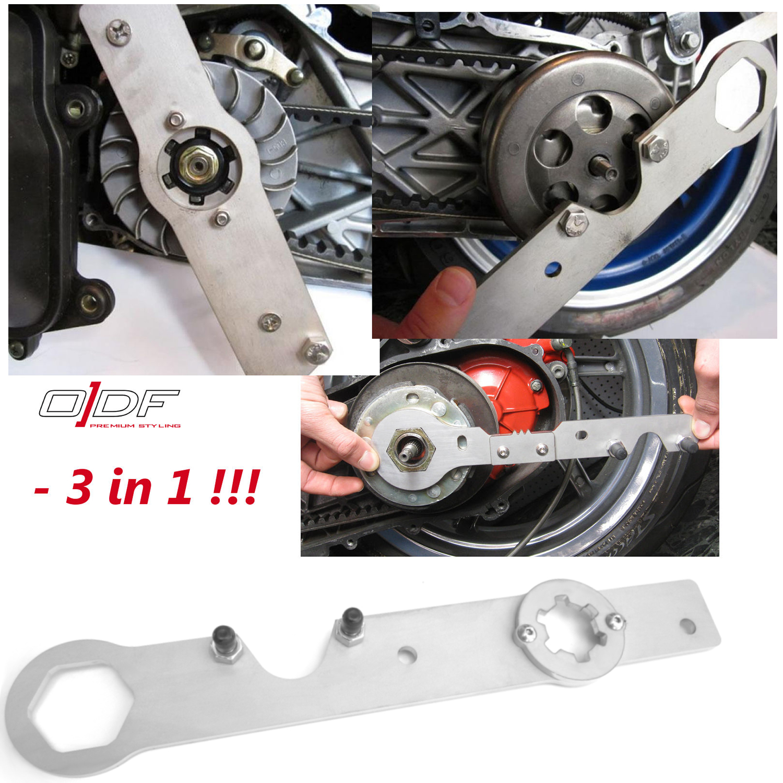 Variomatik Blockierwerkzeug Crogen RS Kupplungs Haltewerkzeug Motowell Magnet RS