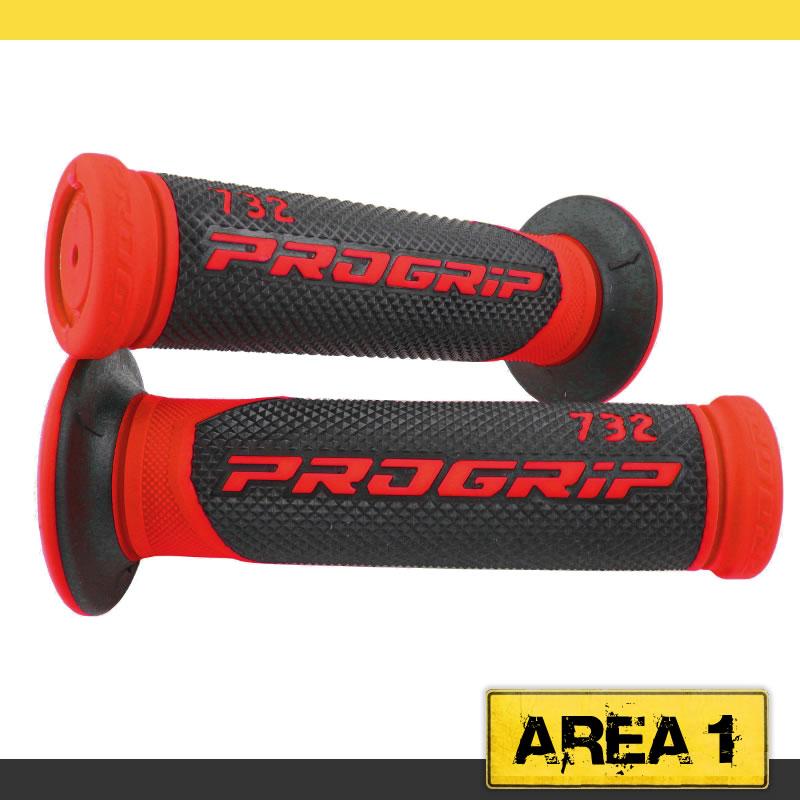 Lenkergriffe Progrip Orange Honda XR 125 XR125 XR 250 XR250 XR400 XR400